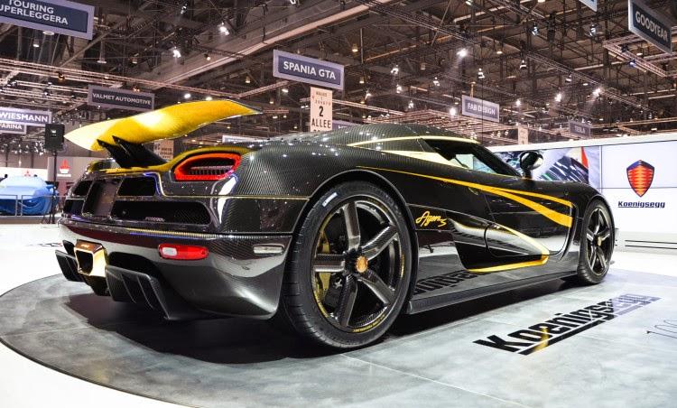 Koenigsegg%252520Agera%252520S%252520Hundra%2525201 Koenigsegg One:1   One HP per Kilogram Hypercar