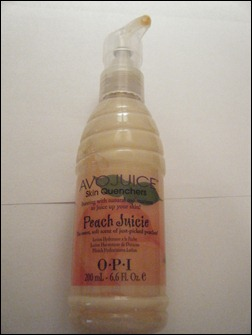 AvoJuice Peach Juice