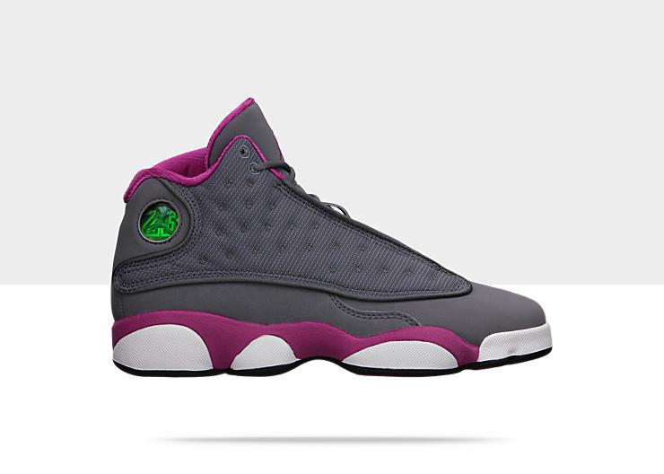 chaussure air jordan pour fille