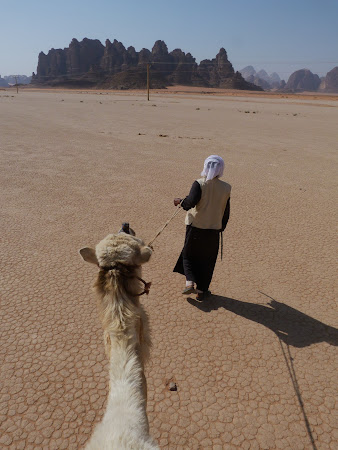 Imagini Wadi Rum: Spre Cei 7 stalpi ai intelepciunii