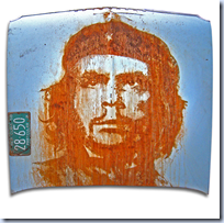 Rusted Portraits