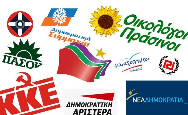 Ελένη Κονιδάρη: Τα κόμματα…