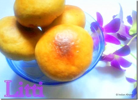 Litti Recipe