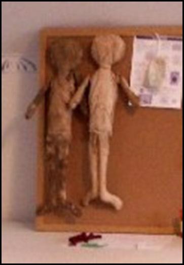 bare dolls