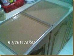 Chocolate sponge cakes 001