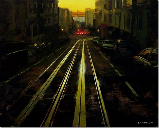 trolley-tracks