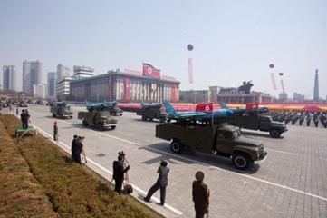 North-Korea-military