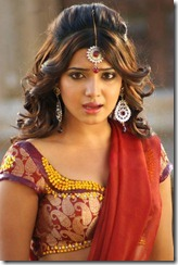 Cute Telugu Actress Samantha