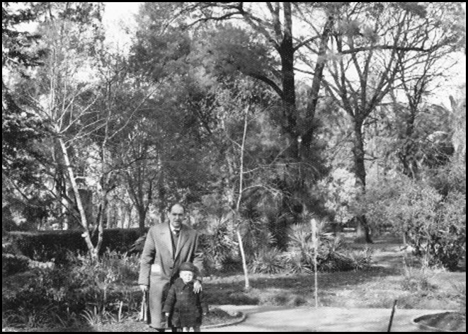 Jardín Botánico 1960