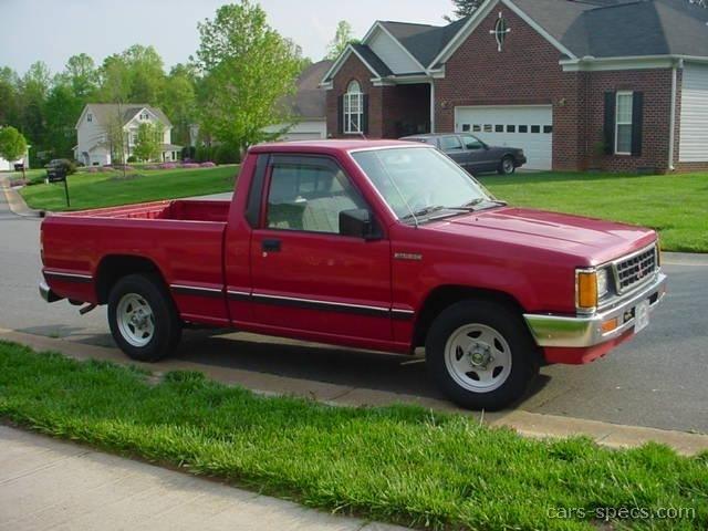 1993 Mitsubishi Mighty Max Pickup Extended Cab