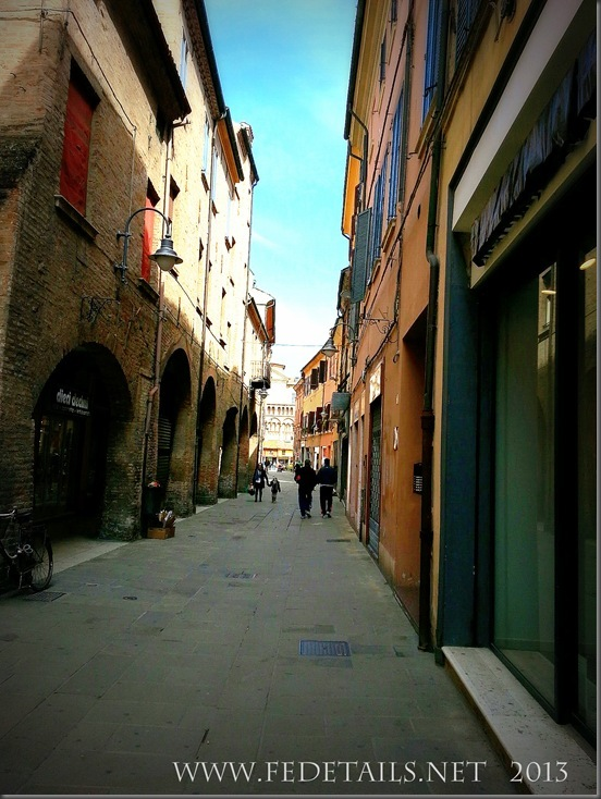 Via San Romano, photo3,Ferrara,EmiliaRomagna, Italy - Property and Copyrights of FEdetails.net