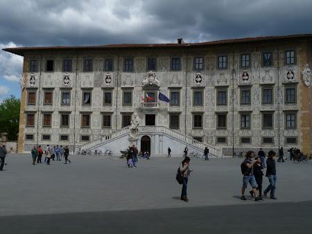 Obiective turistice Pisa: Scoala Normala