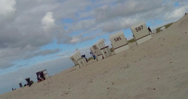 Sylt Urlaub Strand Westerland