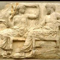 10.- Fidias. Friso del Partenón.