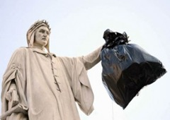 Dante e i rifiuti