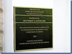 8114 Graceland, Memphis, Tennessee - Graceland Mansion