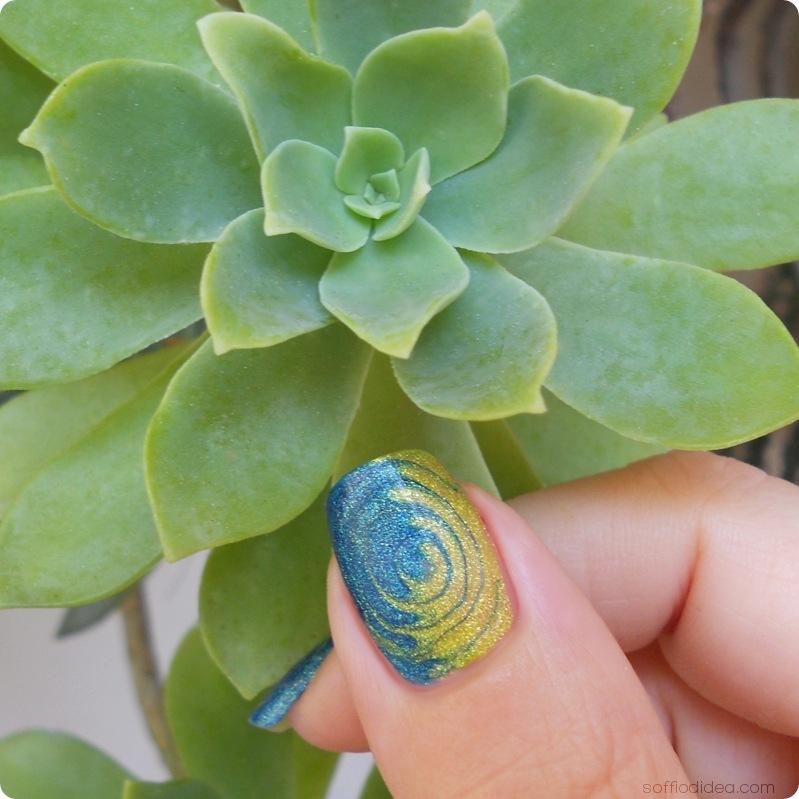 nail art - soffio di dea - layla - softouch - 12