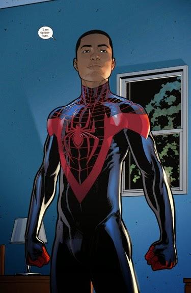 Miles Morales - Ultimate Homem-Aranha