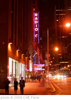 'Radio City Music Hall' photo (c) 2008, Cliff - license: http://creativecommons.org/licenses/by/2.0/