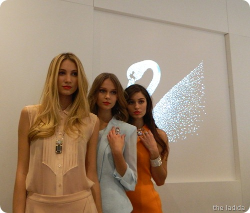 Swarovski and Harpers Bazaar - Resort Trends 2013 - Westfield Sydney  (4)