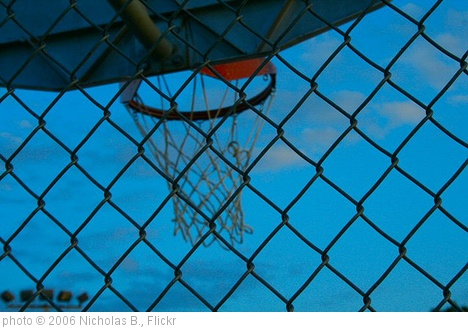'Basketball Hoop' photo (c) 2006, Nicholas B. - license: http://creativecommons.org/licenses/by-sa/2.0/