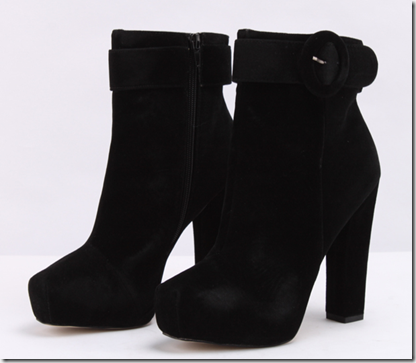 botas ankle boot preta cano curto bota fivela botas la linda shoes bota camurça