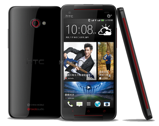Dual-SIM HTC Butterfly S Copy