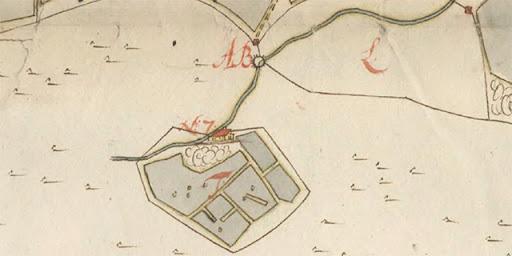 Bergsbrunna kvarn 1690
