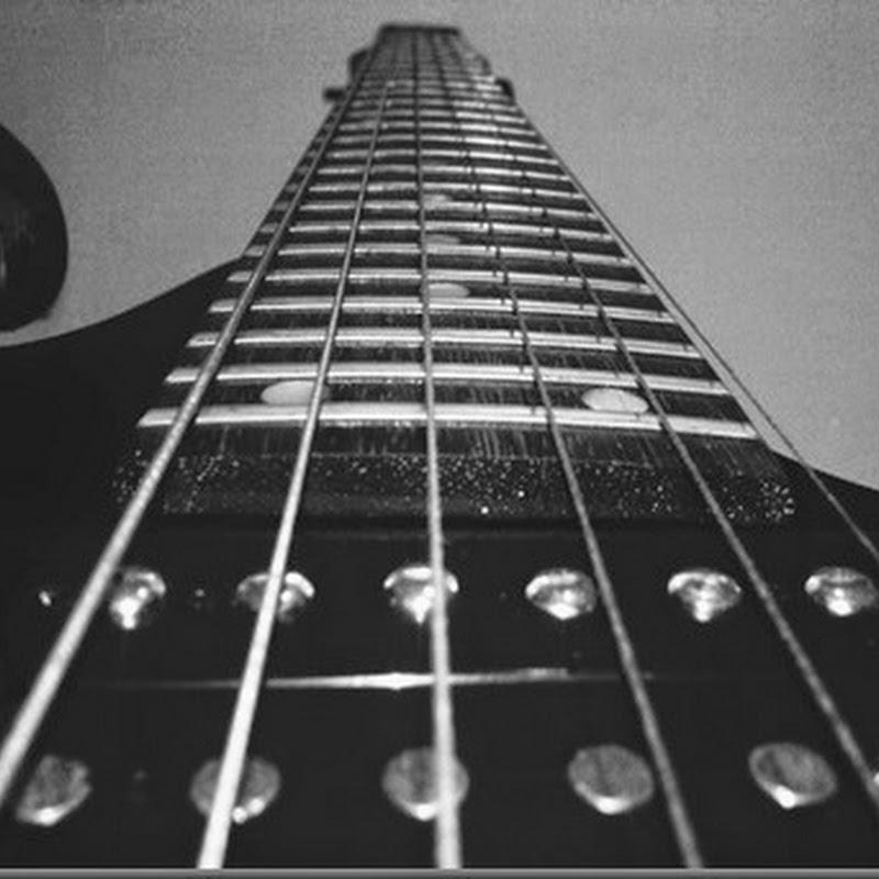 Guitarrista, músico o artista
