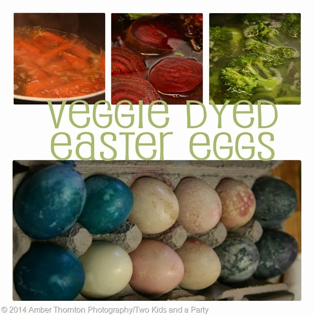 easter egg-veggies