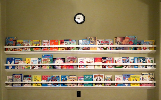 raingutter bookshelf with crown molding2