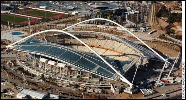 ملعب اثينا الاولمبي