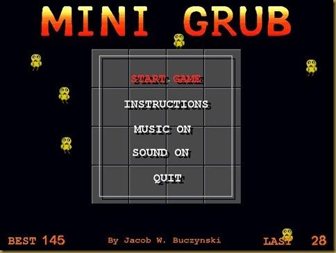 Mini Grub
