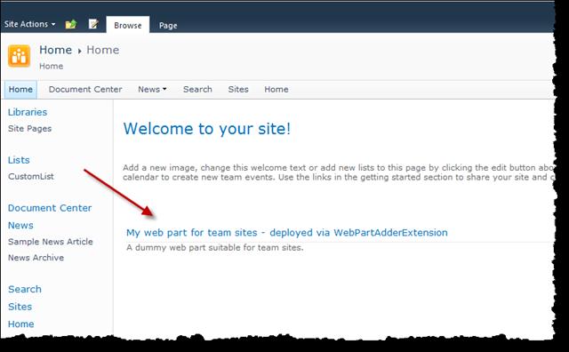 WebPartAdderExtension_TeamSitesWebPart