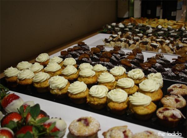 Lush Bloggers Event Sydney - Cruelty Free Kisses 2013 - Food