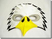 máscara aguila