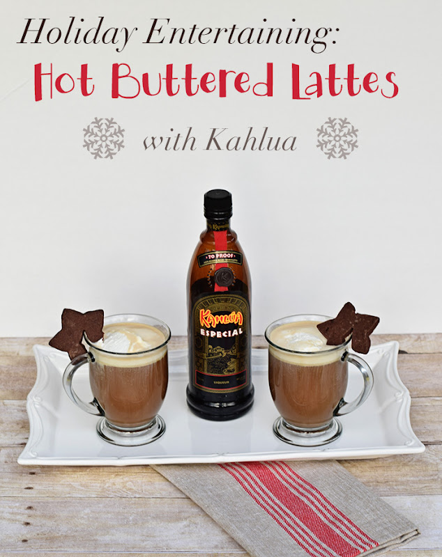 Add some Kahlua to morning coffee for a kickstart to the day