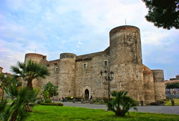 castelul ursino