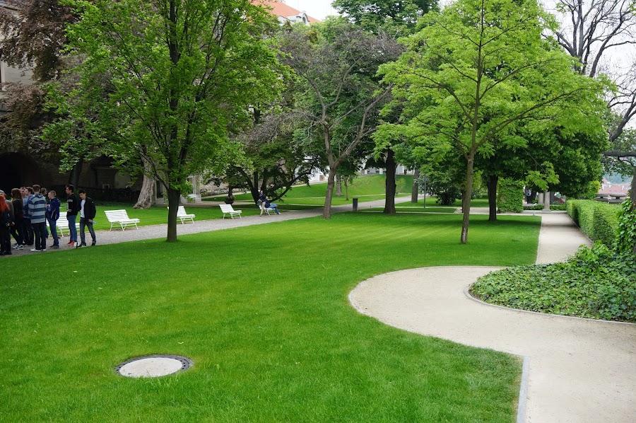 Сады Пражского Града