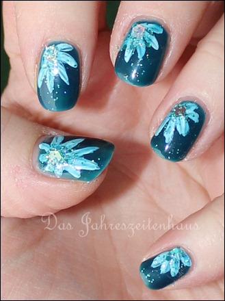 Nageldesign Deep Ocean 5
