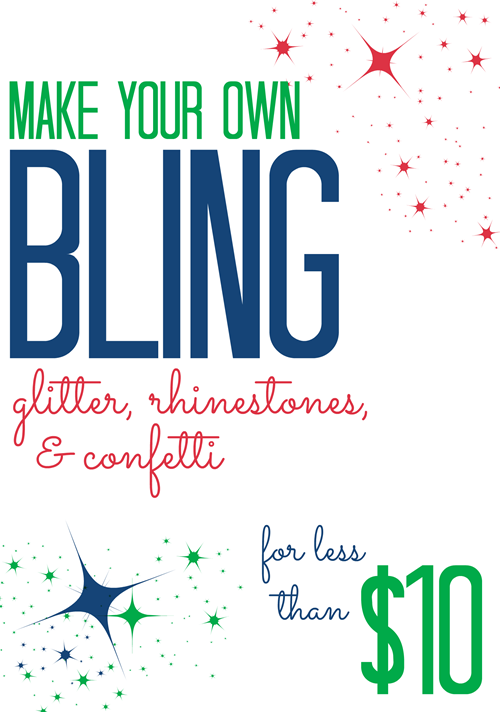 Make Your Own Bling - All Cheap Crafts