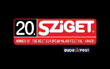Afis festival Sziget