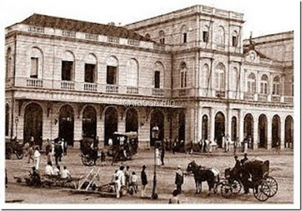 Antiga Central do Brasil