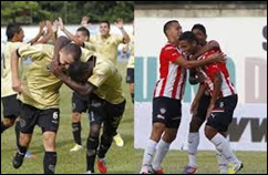 Itagüí vs Atlético Junior