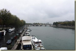 River Seine and Pont Des Invalides from Pont Alexandre III (Small)