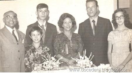 Tio Paulo e família