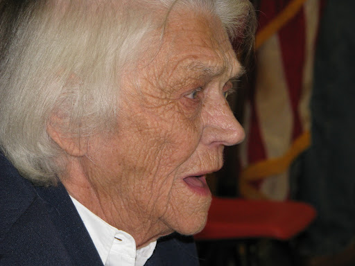 Millicent Peterson Young, a WASP pilot from 1944, is considered a pioneer for female pilots, and women in the military.