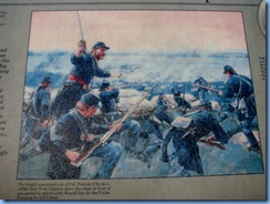 2336 Pennsylvania - Gettysburg, PA - Gettysburg National Military Park - Gettysburg Battlefield Tours - at Little Round Top stop