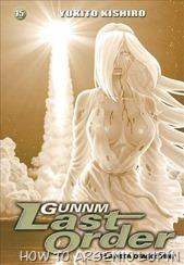 P00015 - Gunnm Last Order Tomo #15