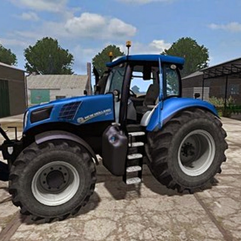 Farming simulator 2013 - New Holland T8.420 v 1.0 MR